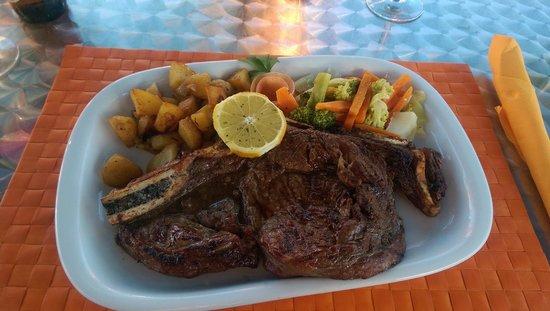 O Pirata: my dinner