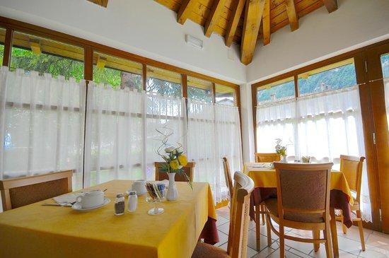 Hotel Antica Croce: Sala colazioni