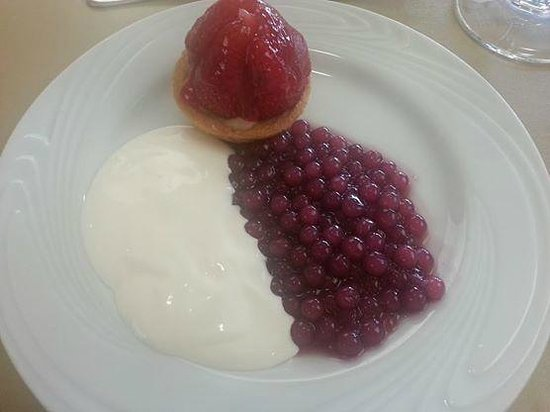 Mabu Thermas Grand Resort: sobremesas do buffet