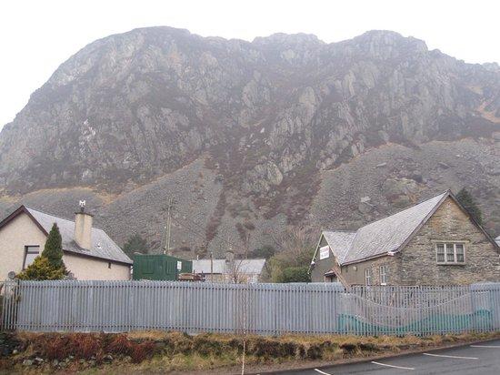 Llechwedd Slate Caverns: 山