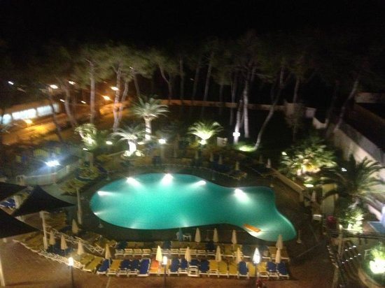Invisa Hotel Ereso : view from room