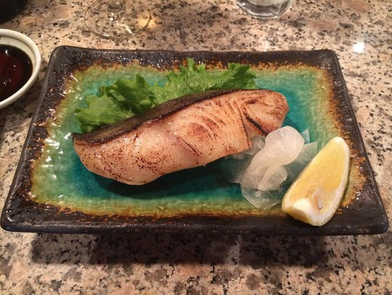 Sushi Village Japanese Cuisine: Yummy black cod!