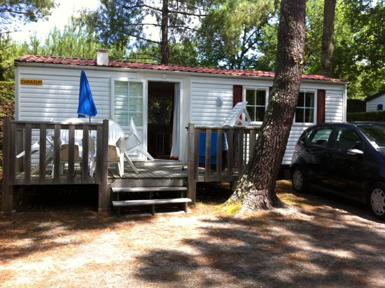 Camping le Vieux Port: Mobilhom