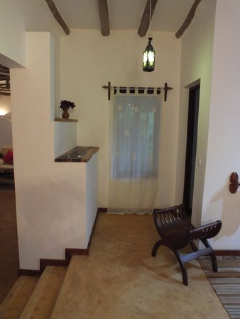 Kasha Boutique Luxury Hotel: Going up to bathroom.