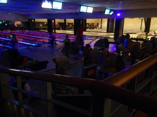 Lincoln Bowl : My sons party