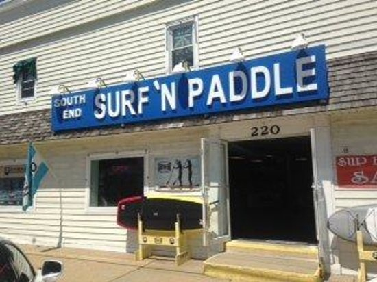 South End Surf 'N Paddle