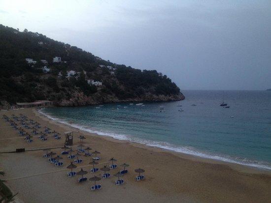 Veraclub Ibiza: panorama mattina presto