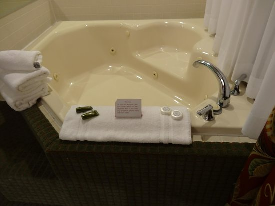 Lady Luck Hotel : Jacuzzi