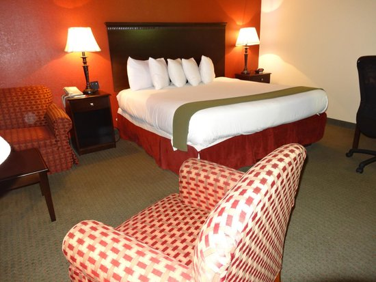Lady Luck Hotel: Bed