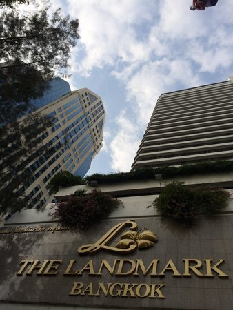 Landmark Bangkok : Hotel Landmark