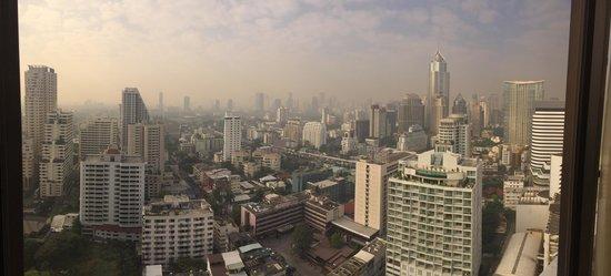 Landmark Bangkok : Aussicht aus dem 27 Stock