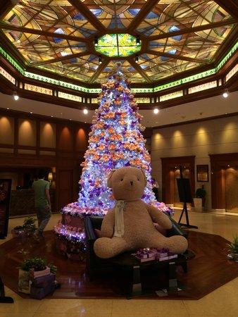 Landmark Bangkok: Weihnacht 2013