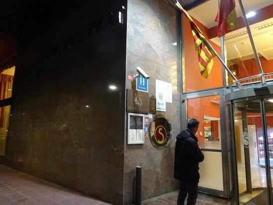 Salles Hotel Ciutat del Prat : 外観