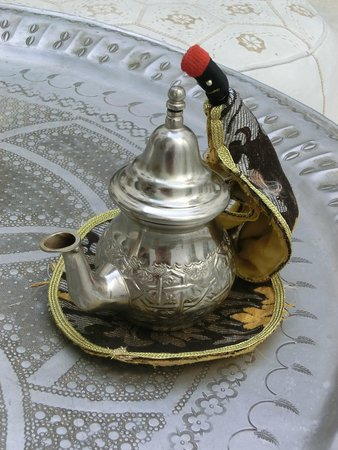 Riad Snan13 : tea