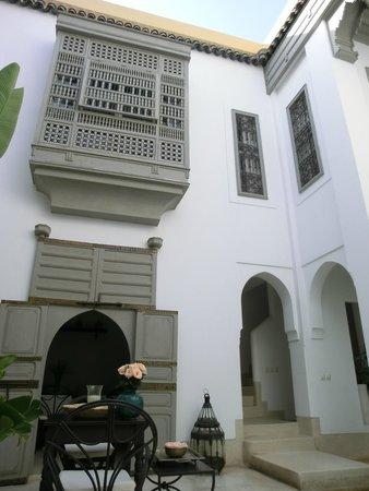 Riad Snan13 : courtyard