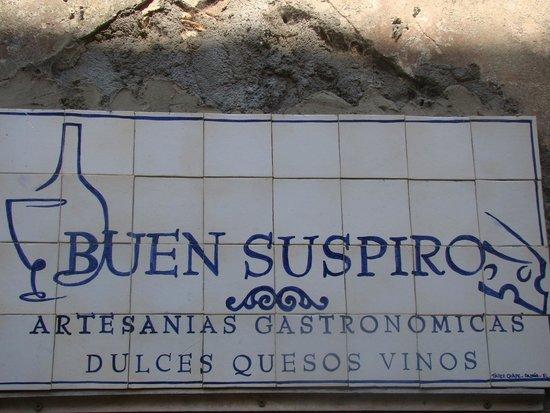 Galeria de los Suspiros: Calle de Los Suspiros em Colônia Del Sacramento, Uruguai