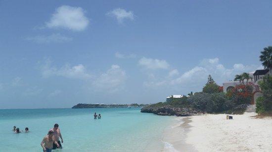Sapodilla Bay: View 1