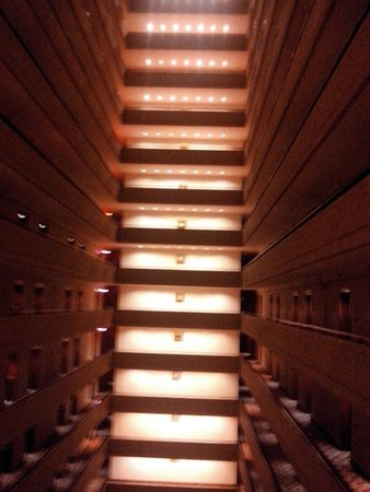 Sheraton Lima Hotel & Convention Center: Hotel por dentro :)