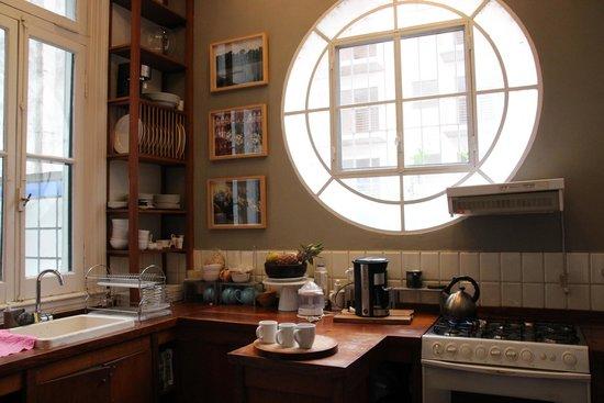 Bonito Buenos Aires, San Telmo: Bonito's kitchen