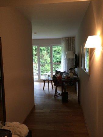 Waldhotel Stuttgart: Room