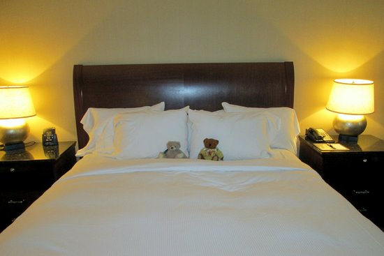 Doubletree by Hilton Hotel Tarrytown: My bed