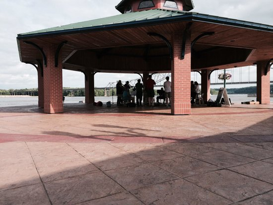 Art on the River, Public Art Display: Orchestra