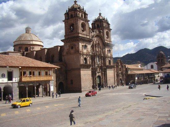 Catedral del Cuzco o Catedral Basílica de la Virgen de la Asunción: Catedral