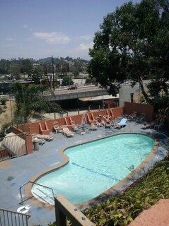 Hotel Silver Lake Los Angeles: Hotel Pool
