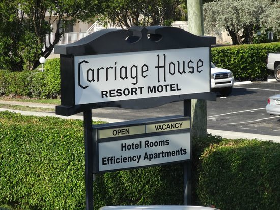Carriage House Resort Motel: CARRIAGE HOUSE