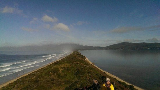 Bruny Island Safaris: Bruny Island Neck Game Reserve