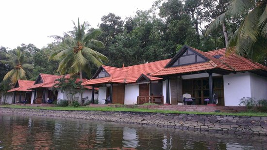 Vivanta by Taj - Kumarakom: Lake villas