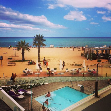 FERGUS Style Mar Mediterrania: Hotel view ��
