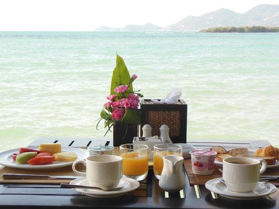 Baan Haad Ngam Boutique Resort & Villas: Breakfast