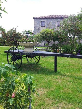 CASA DE CACHEIRO: Jardin