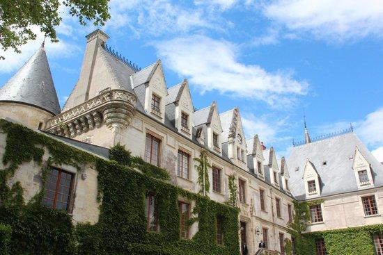Le Chateau de Reignac : Chateau exterior