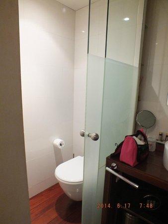 Ca La Maria: bathroom