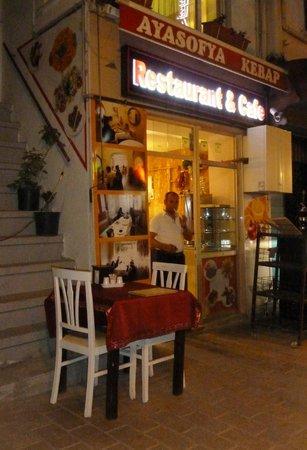 Ayasofya Kebab House: Ayasofya Kebap House