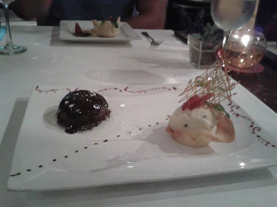Francis Restaurant: Sobremesa