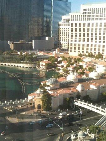 Flamingo Las Vegas Hotel & Casino: View from room