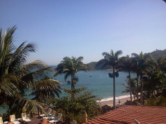 La Boheme Hotel e Apart Hotel: vista a la playa