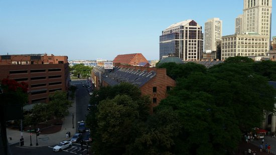 The Bostonian Boston: Our view of the waterfront