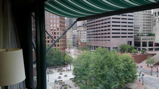 The Bostonian Boston: Financial district