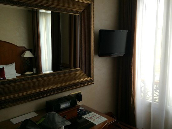 Hotel Muguet: tv