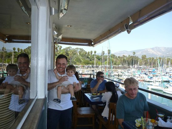 Brophy Bros. : Vista do restaurante