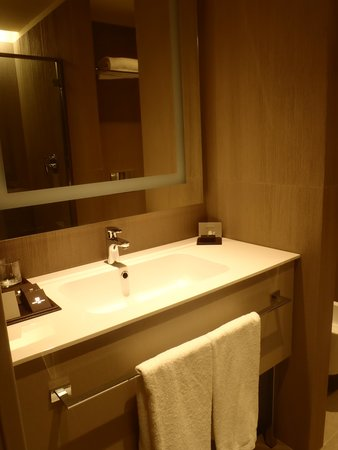 LaGare Hotel Venezia - MGallery by Sofitel : Bathroom