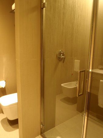 LaGare Hotel Venezia - MGallery by Sofitel : Shower