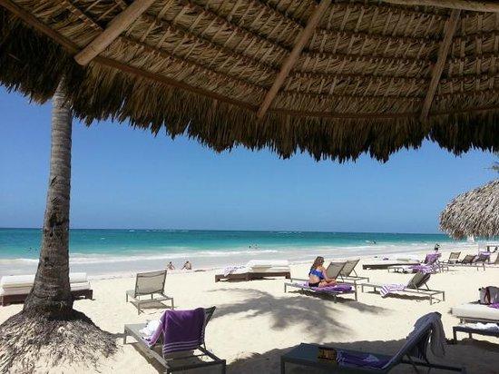 Paradisus Punta Cana: The Royal Service Beach Area