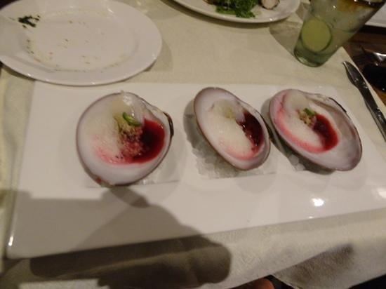 Don Sanchez Restaurante: scallops