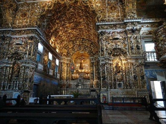 Igreja Sao Francisco : Interior 5