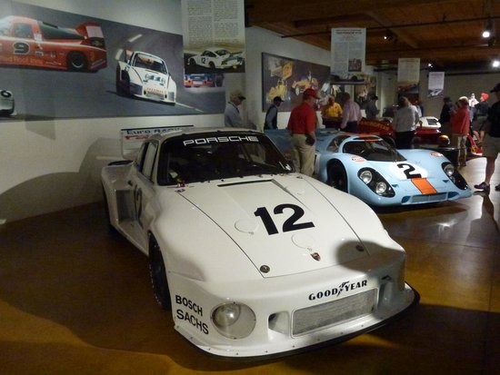 Canepa Motorsports Museum 사진